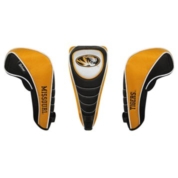 Team Effort Missouri Tigers Shaft Gripper Driver Head Cover