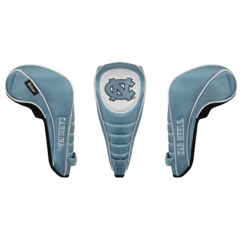 Team Effort North Carolina Tar Heels Shaft Gripper Driver Head Cover