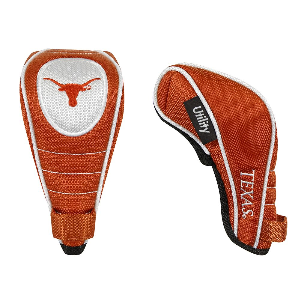 Team Effort Texas Longhorns Shaft Gripper Utility Head Cover