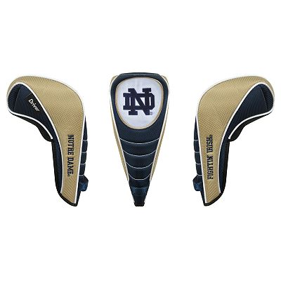 Team Effort Notre Dame Fighting Irish Shaft Gripper Utility Head Cover