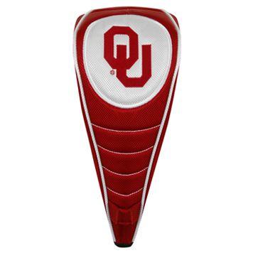 Team Effort Oklahoma Sooners Shaft Gripper Utility Head Cover
