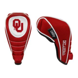 Team Effort Oklahoma Sooners Shaft Gripper Utility Head Cover