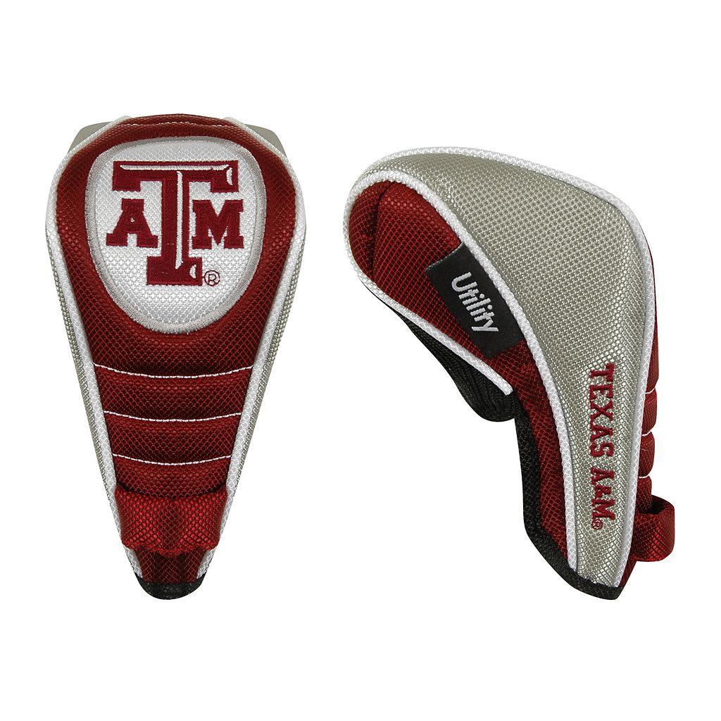 Team Effort Texas A and M Aggies Shaft Gripper Utility Head Cover