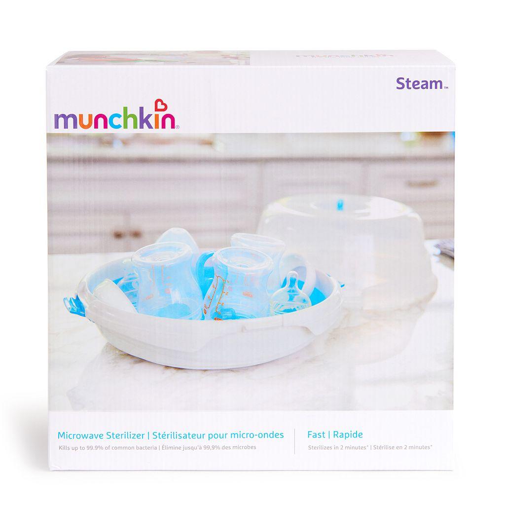 Munchkin Steam Guard Microwave Sterilizer