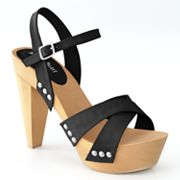 Sacred Heart Kimberly Platform Sandals - Women