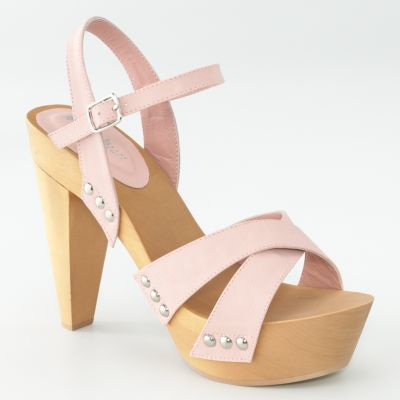Sacred Heart Kimberly Platform Sandals