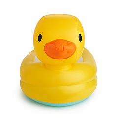 Munchkin White Hot Safety Inflatable Duck Tub