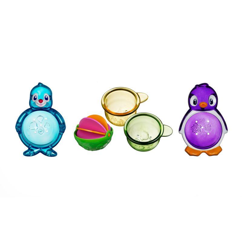 Munchkin Lazy Buoys Bath Toy Set, Multicolor