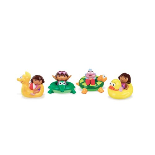 Dora the Explorer Bath Squirters Set by Munchkin