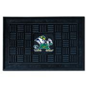 FANMATS Notre Dame Fighting Irish Doormat