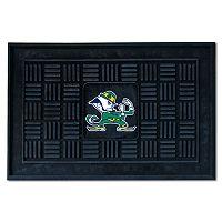 FANMATS Notre Dame Fighting Irish Doormat