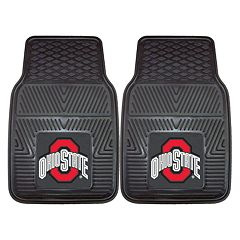 FANMATS 2-pk. Ohio State Buckeyes Car Floor Mats