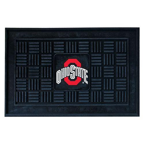 FANMATS Ohio State Buckeyes Doormat