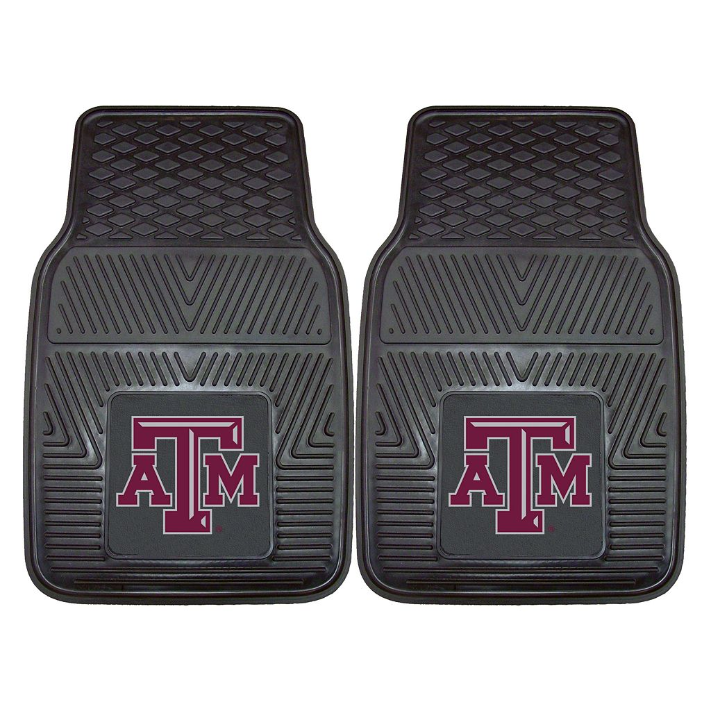 FANMATS 2-pk. Texas A&M Aggies Car Floor Mats