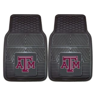FANMATS 2-pk. Texas A and M Aggies Car Floor Mats