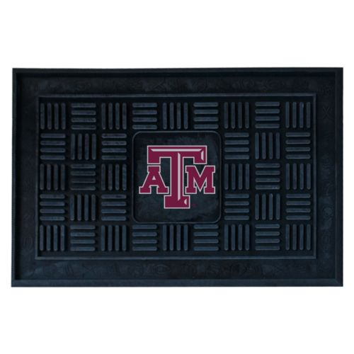FANMATS Texas A and M Aggies Doormat