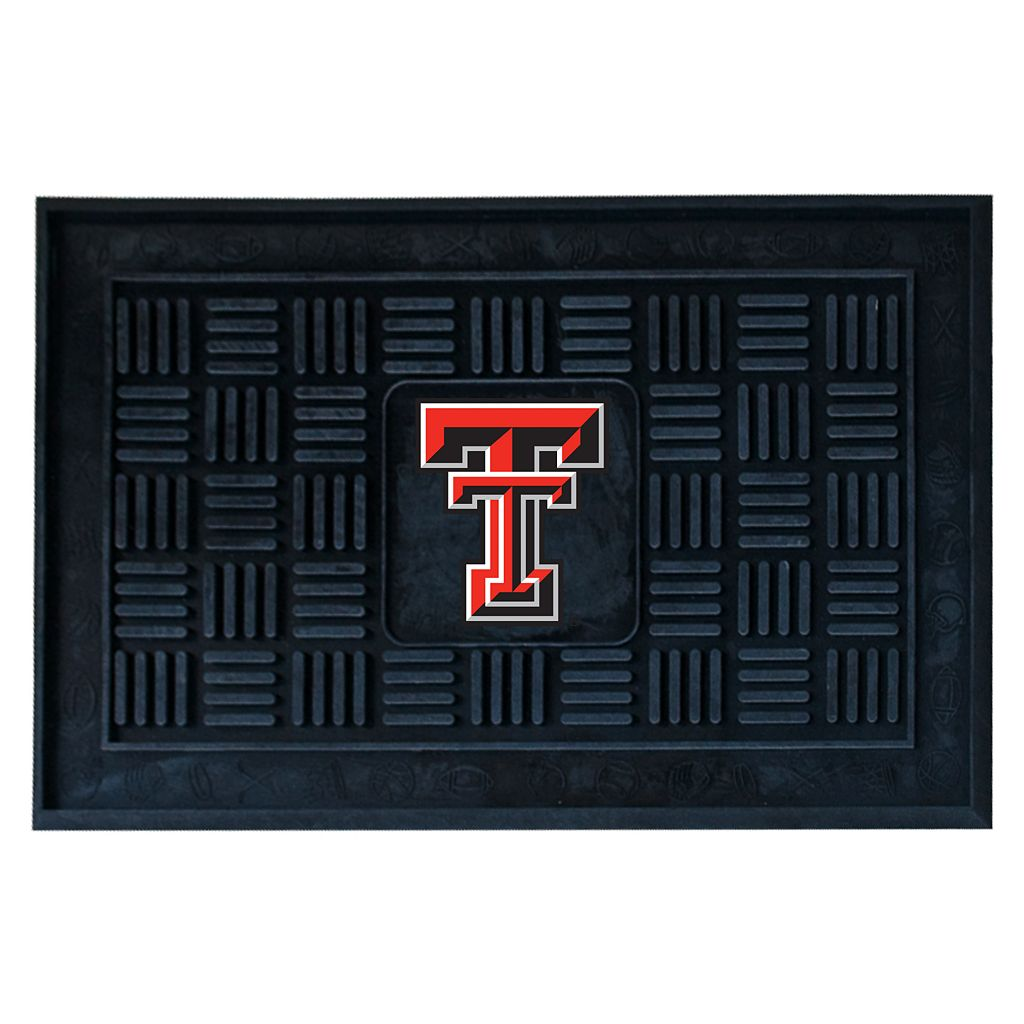 FANMATS Texas Tech Red Raiders Doormat