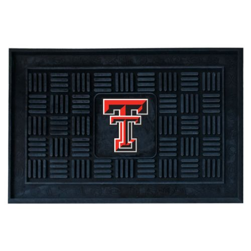 FANMATS Texas Tech Red Raiders Doormat