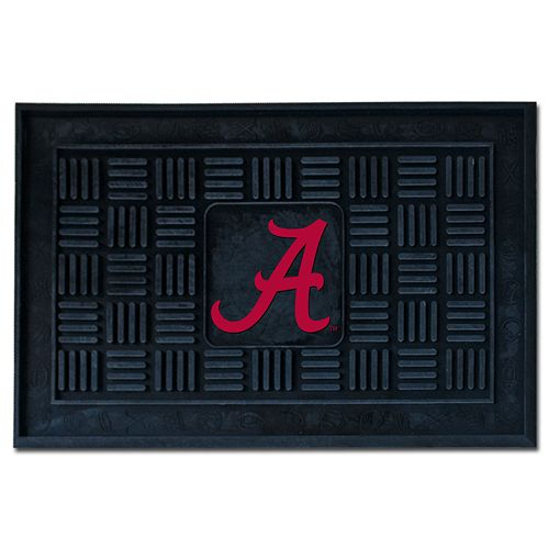 FANMATS Alabama Crimson Tide Doormat