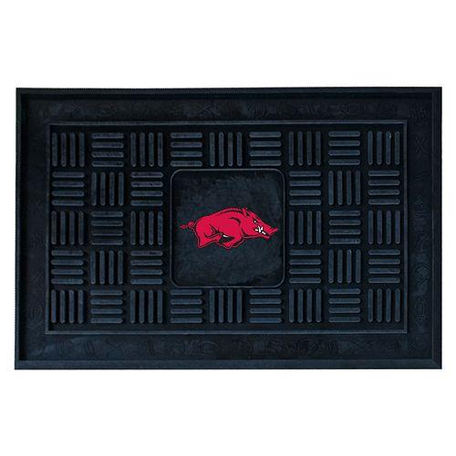 FANMATS Arkansas Razorbacks Doormat