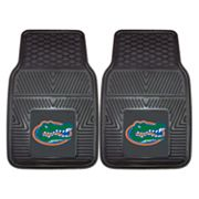 FANMATS 2-pk. Florida Gators Car Floor Mats