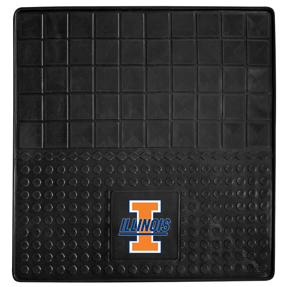 FANMATS Illinois Fighting Illini Cargo Mat