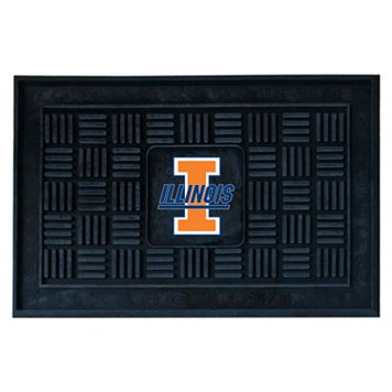 FANMATS Illinois Fighting Illini Doormat