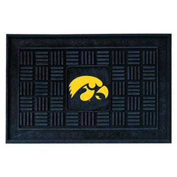FANMATS Iowa Hawkeyes Doormat