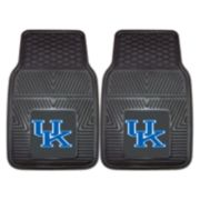 FANMATS 2-pk. Kentucky Wildcats Car Floor Mats