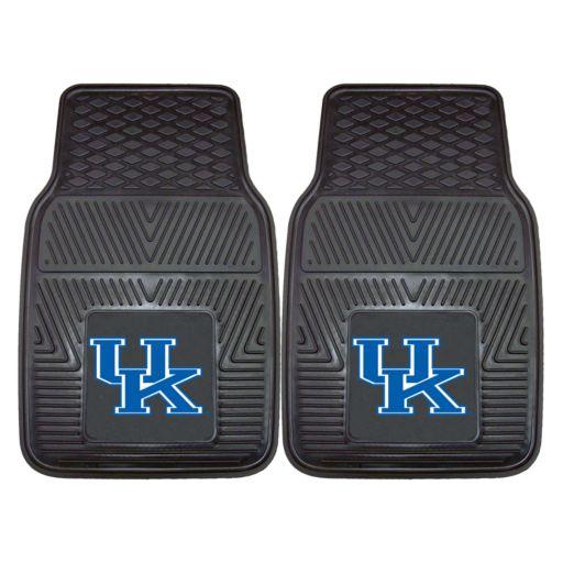FANMATS 2-pk. Kentucky Wildcats Car Floor Mats