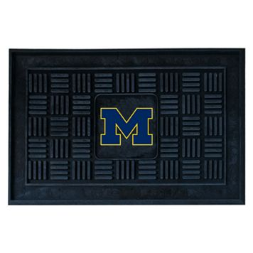 FANMATS Michigan Wolverines Doormat