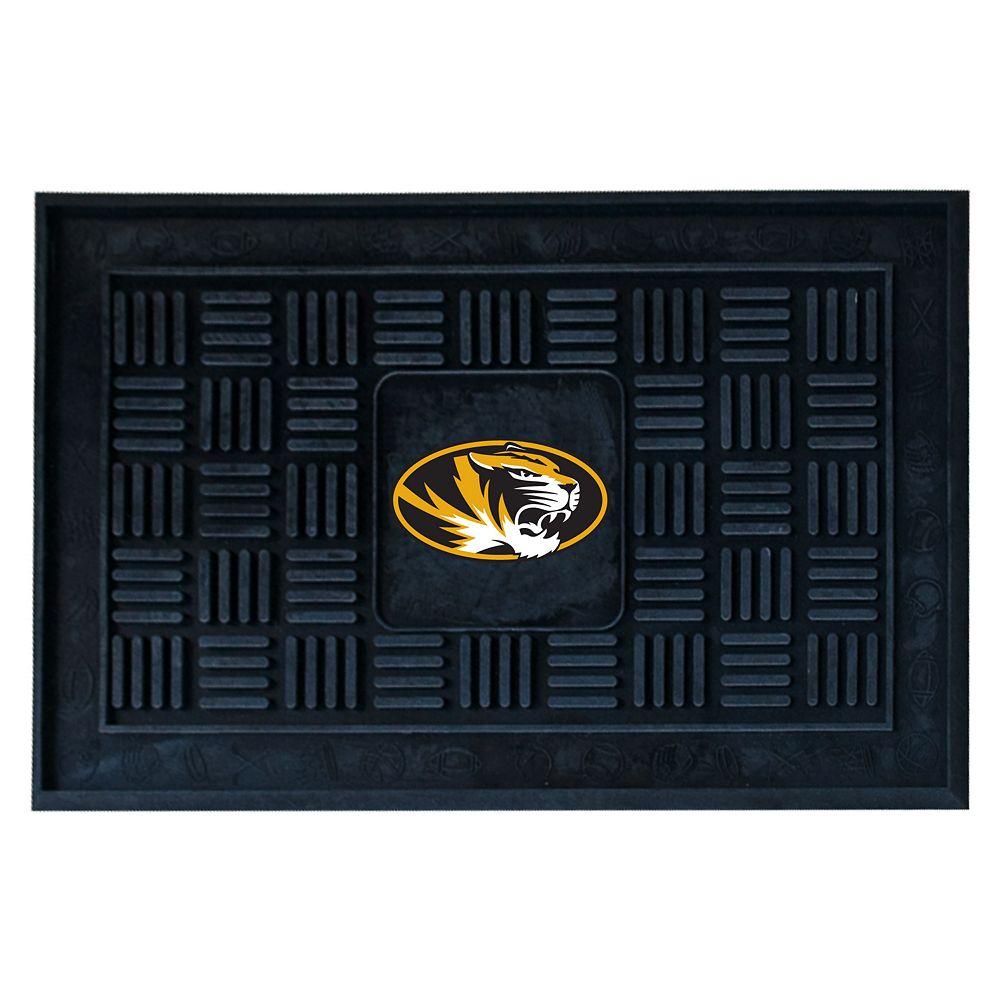 FANMATS Missouri Tigers Doormat