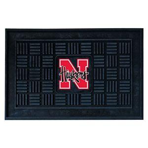 FANMATS Nebraska Cornhuskers Doormat
