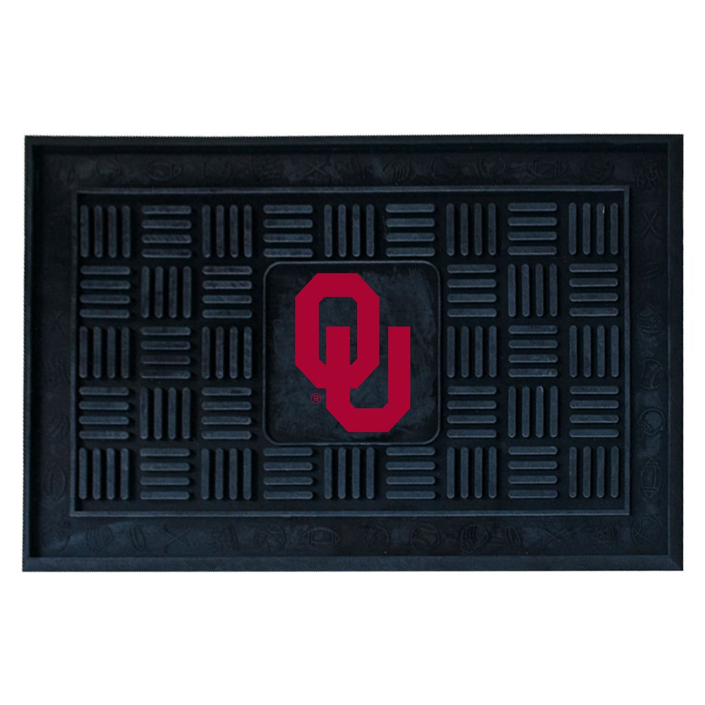 FANMATS Oklahoma Sooners Doormat