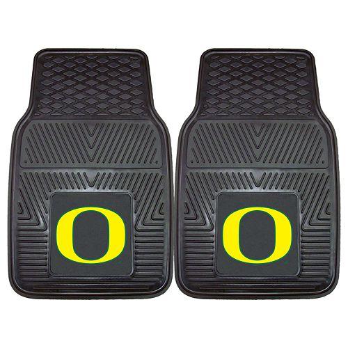 FANMATS 2-pk. Oregon Ducks Car Floor Mats