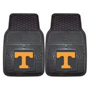 FANMATS 2 pkTennessee Volunteers Car Floor Mats