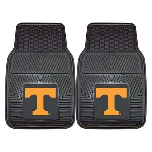 FANMATS 2-pk. Tennessee Volunteers Car Floor Mats