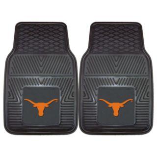 FANMATS 2-pk. Texas Longhorns Car Floor Mats