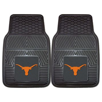 FANMATS 2-pk. Texas Longhorns Car Floor Mats