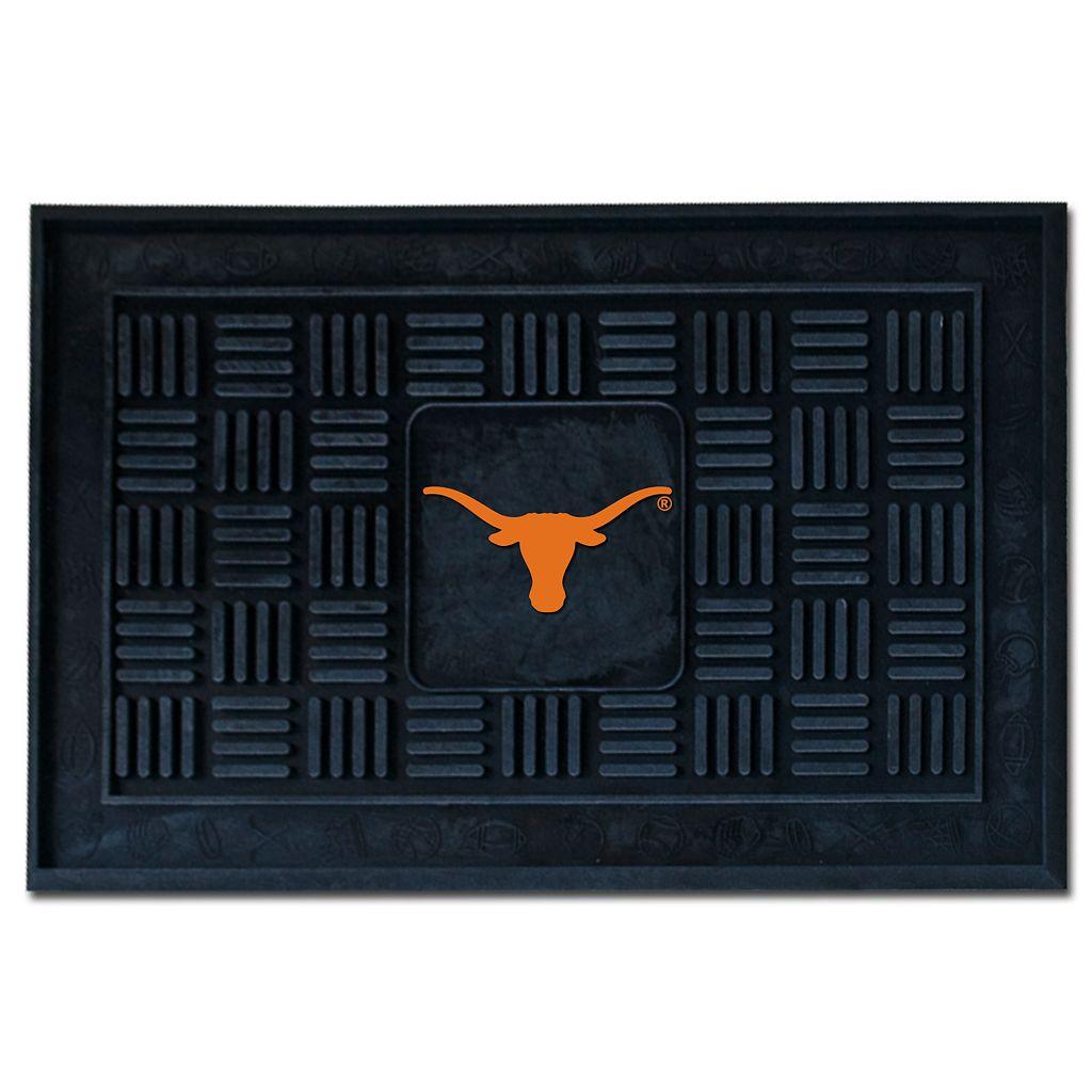 FANMATS Texas Longhorns Doormat