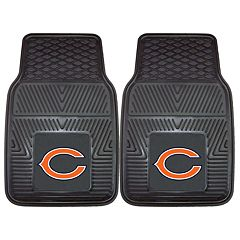 FANMATS 2 pkChicago Bears Car Floor Mats