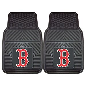 FANMATS 2-pk. Boston Red Sox Car Floor Mats