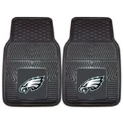 FANMATS 2-pk. Philadelphia Eagles Car Floor Mats