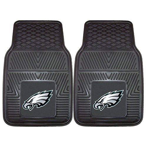 FANMATS 2-pk. Philadelphia Eagles Car Floor Mats