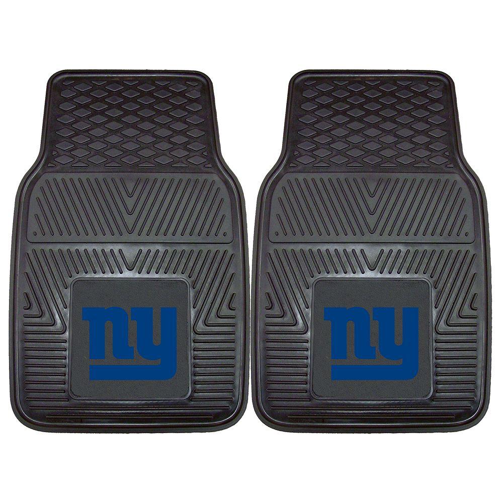 FANMATS 2-pk. New York Giants Car Floor Mats
