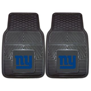 FANMATS 2-pk. New York Giants Car Floor Mats