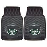 FANMATS 2-pk. New York Jets Car Floor Mats