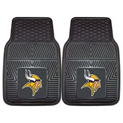 FANMATS 2-pk. Minnesota Vikings Car Floor Mats