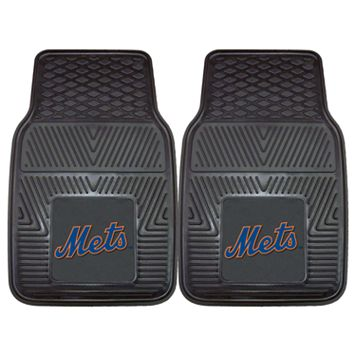 FANMATS 2-pk. New York Mets Car Floor Mats