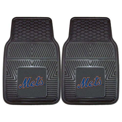 FANMATS 2-pk. New York Mets Car Floor Mats